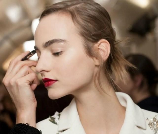Dior Couture Makeup