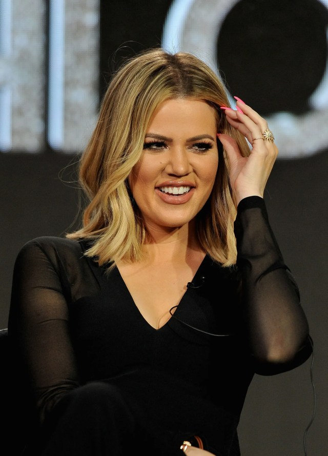 khloe kardashian's short hair is the most versatile cut ever