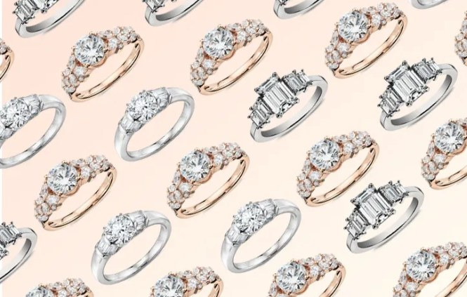 once and for all how much should an engagement ring cost glamour - How Much Does A Wedding Ring Cost