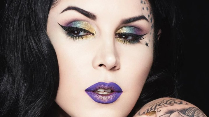 Image result for kat von D beauty