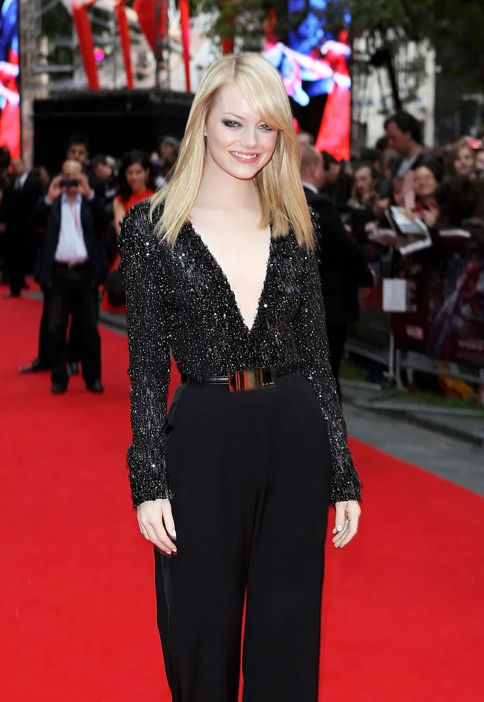 Emma Stones 20 Best Red Carpet Moments Glamour