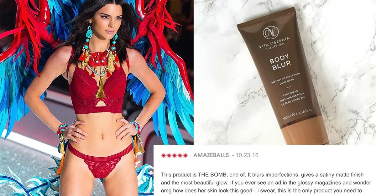 Victoria Secret Bronzer Lotion