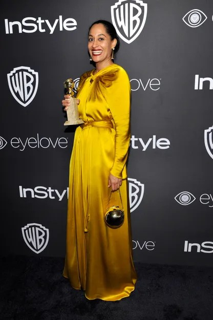 Image result for tracee ellis ross golden globes after party 2017