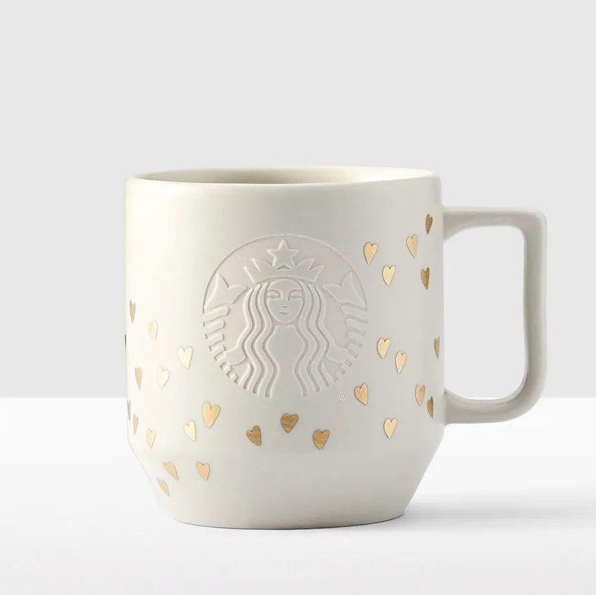 Starbucks Wants Coffee To Be Your Valentine With This