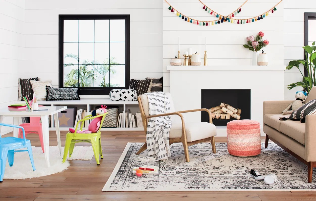 Target s Spring 2017 Home Decor Collections Are Everything   Glamour Comfy  Cozy  Colorful