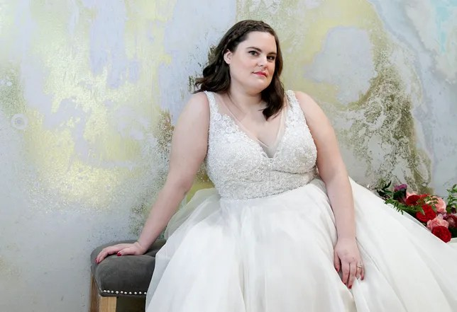 Plus-Size Wedding Dresses: How To Shop For The Best Styles