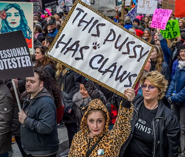 Where Does The Word Pussy Come From And Should Feminists Use It Glamour