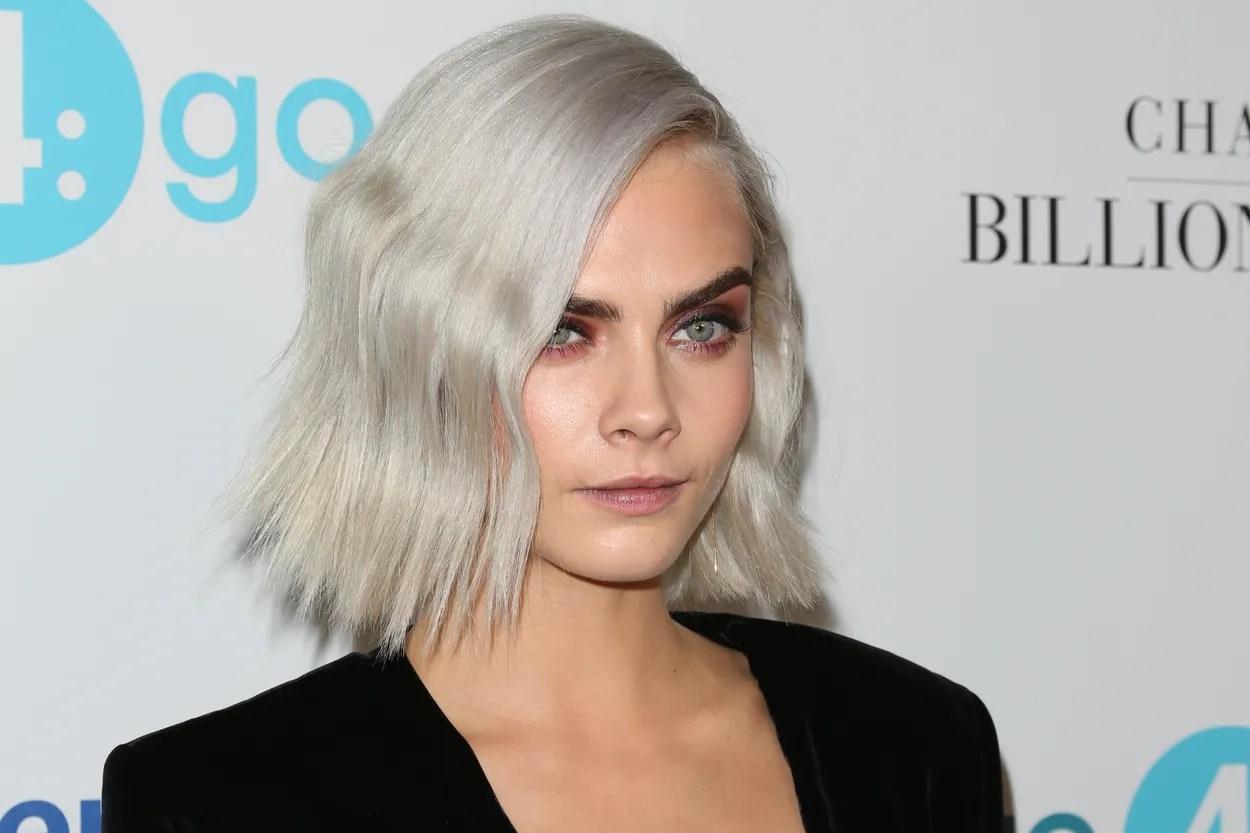 Best Platinum Blonde Hair Ideas For 2017 Glamour
