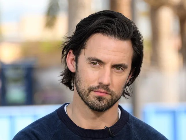 Milo Ventimiglia Confirms Rory Gilmore s Baby Is  Not Jess  Kid     Milo Ventimiglia  Mark McGrath And Jenna Elfman Visit  Extra