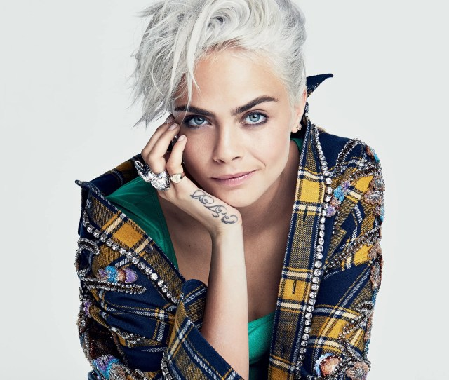 Cara Delevingne On Sexuality Confidence And Finding Her Voice Ive Never Felt So Strong Glamour