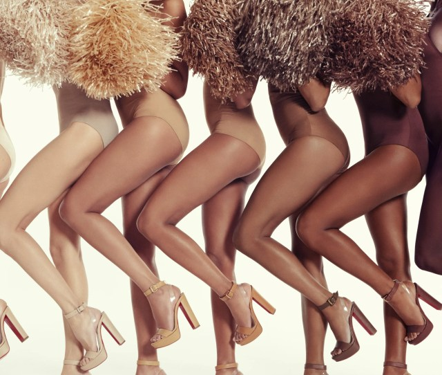 Christian Louboutin Is Expanding Its Inclusive Nude Shoe Collection Glamour