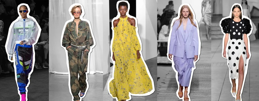The 12 Best Spring 2018 Trends from New York Fashion Week   Glamour The 12 Best Spring 2018 Trends from New York Fashion Week