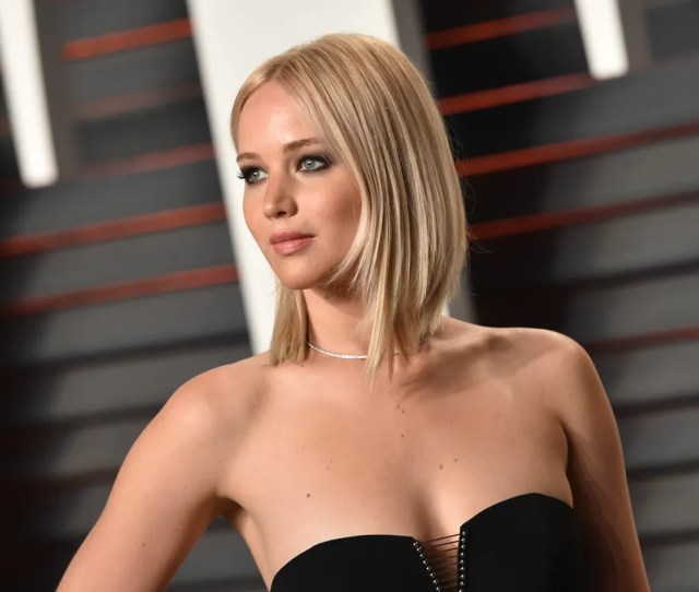 Jennifer Lawrence Says She Had To Do A Naked Lineup Early In Her Career