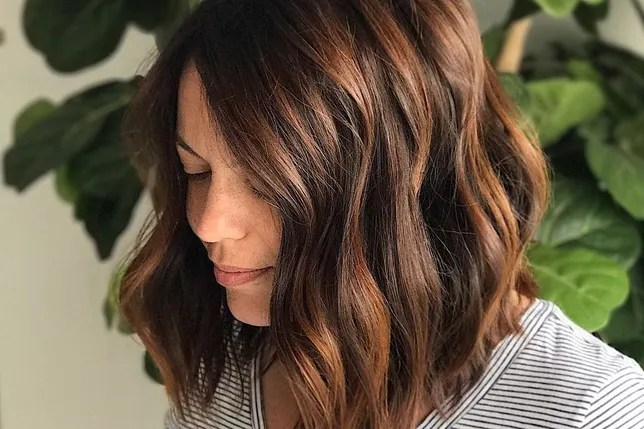 Root Beer Hair Is The Fall Brunette Hair Trend Youll