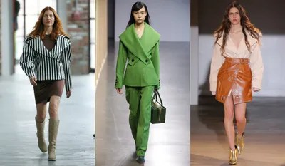 You'll be taking the collars of your blazers extraoversize this autumn as lapels become the focus point on the season's...