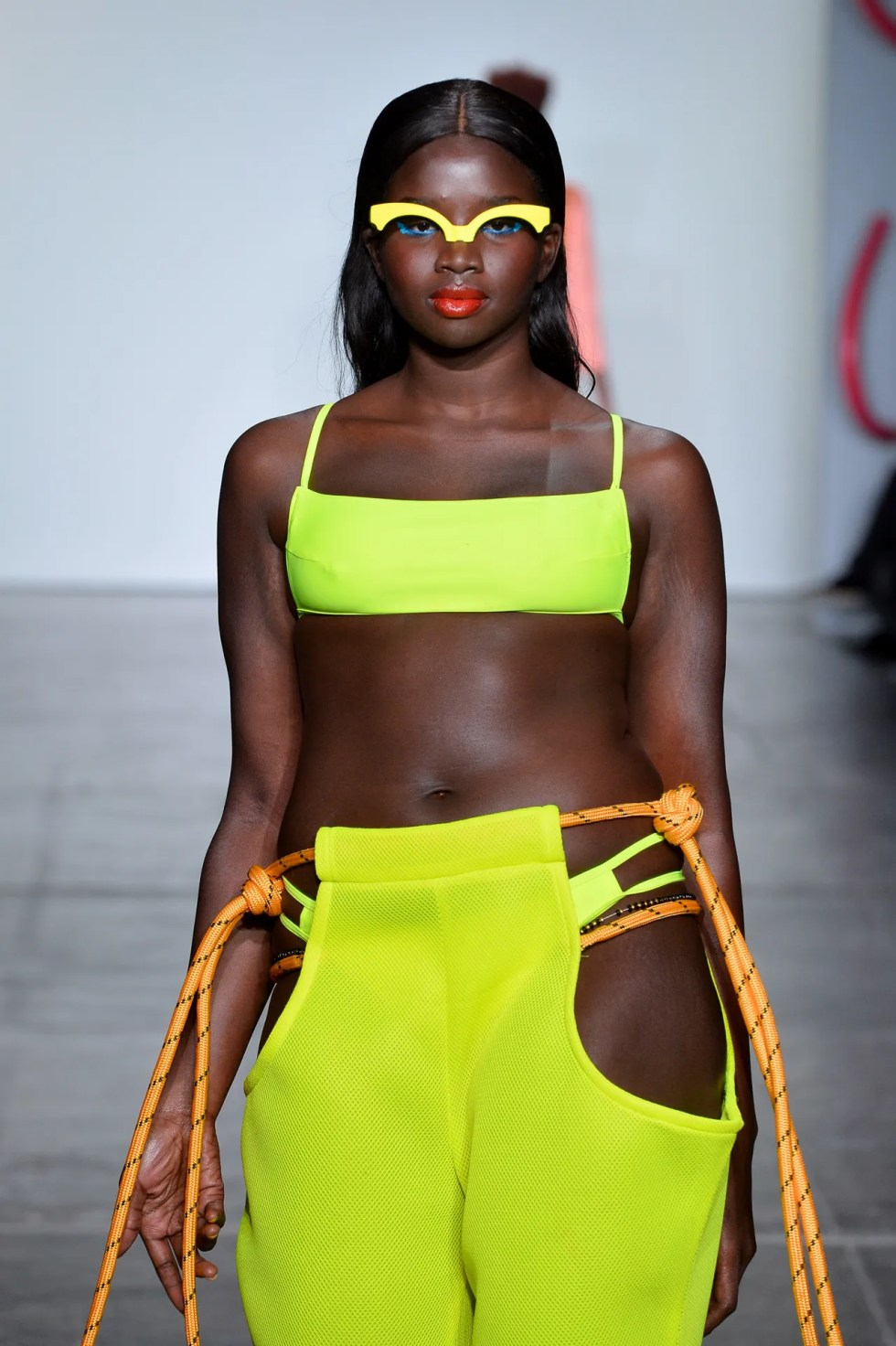 79b26d0b048 Chromat - Runway - February 2018 - New York Fashion Week  The Shows