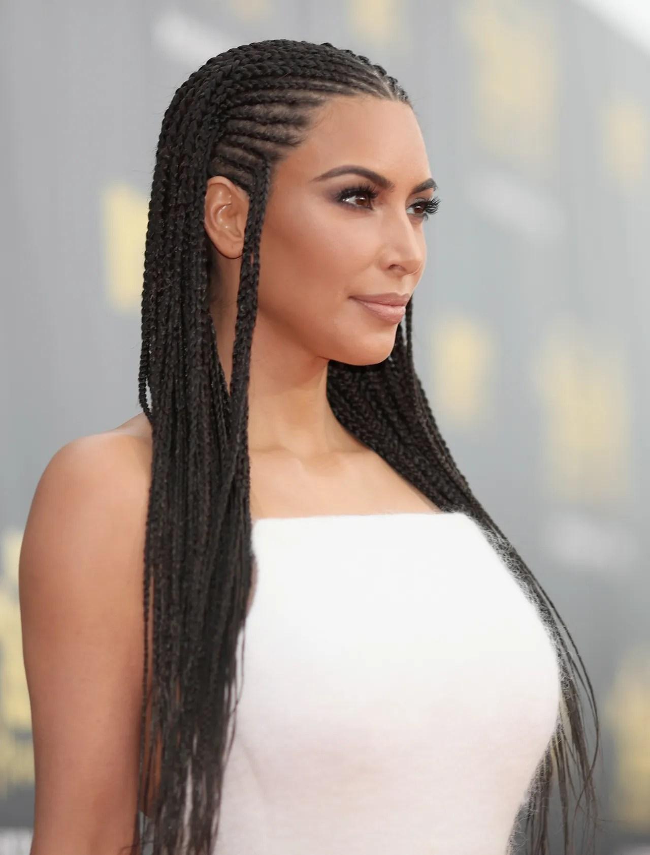 Kim Kardashian West Responds To The Backlash Over Her