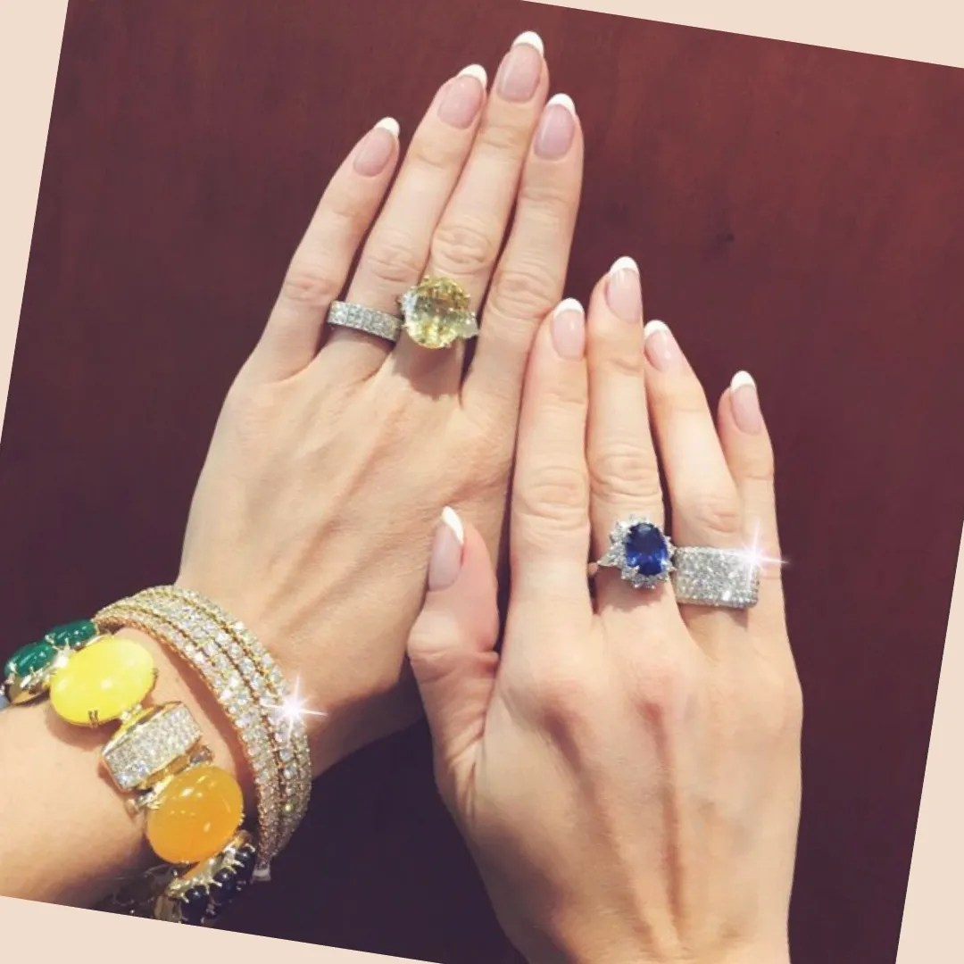 The Coolest French Manicure Ideas For 2019 Glamour