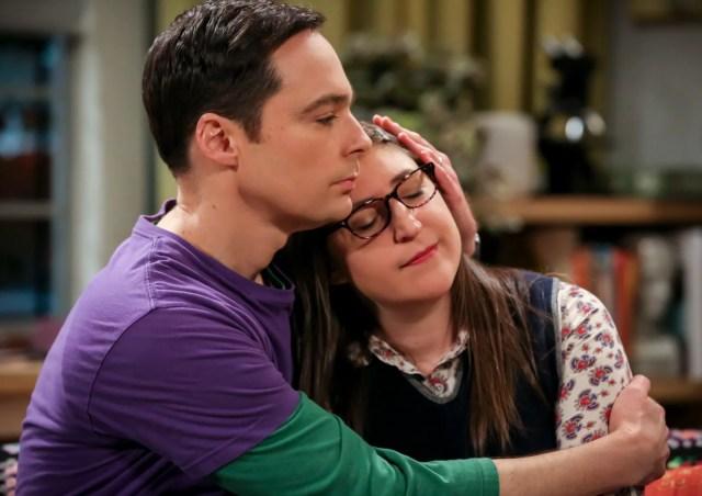 The Big Bang Theory' Season 12, Episode 19, Recap: Amy Is Feeling ...