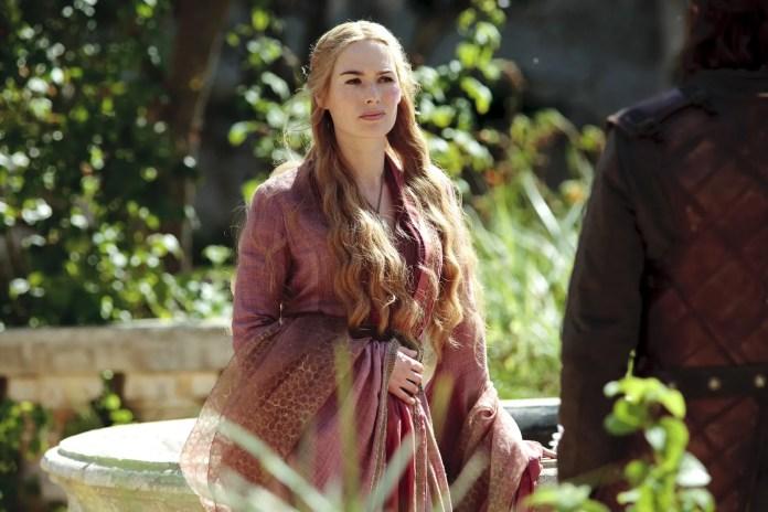 Cersei Lannister at King's Landing in season 1