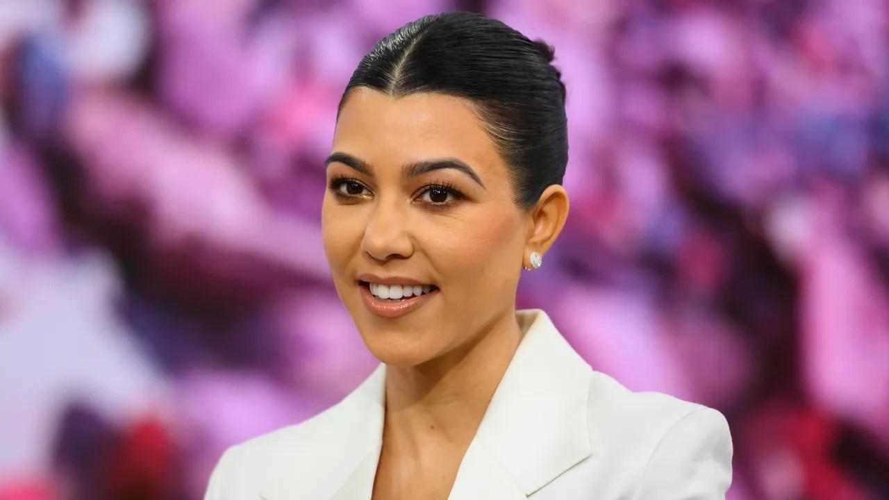 These Photos From Kourtney Kardashians 40th Birthday Party Are Wild Glamour