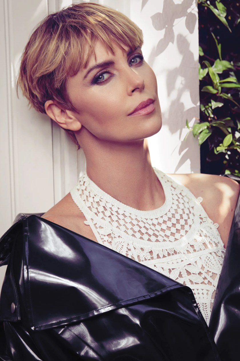 Charlize Theron's Secret to Success 'Don't Take Any Shit'