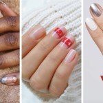 47 Best Christmas Holiday Nail Designs 2020 Festive Ideas Glamour