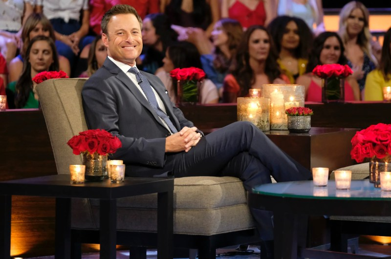 Is Chris Harrison Married? Here's the Tea on the 'Bachelor' Host's  Relationship Status   Glamour