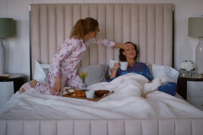 Katherine Heigl Sarah Chalke bedroom Firefly Lane