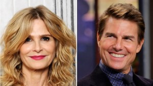 "Tom Cruise had a ""panic button"" in his house – and Kyra Sedgwick pressed him once"