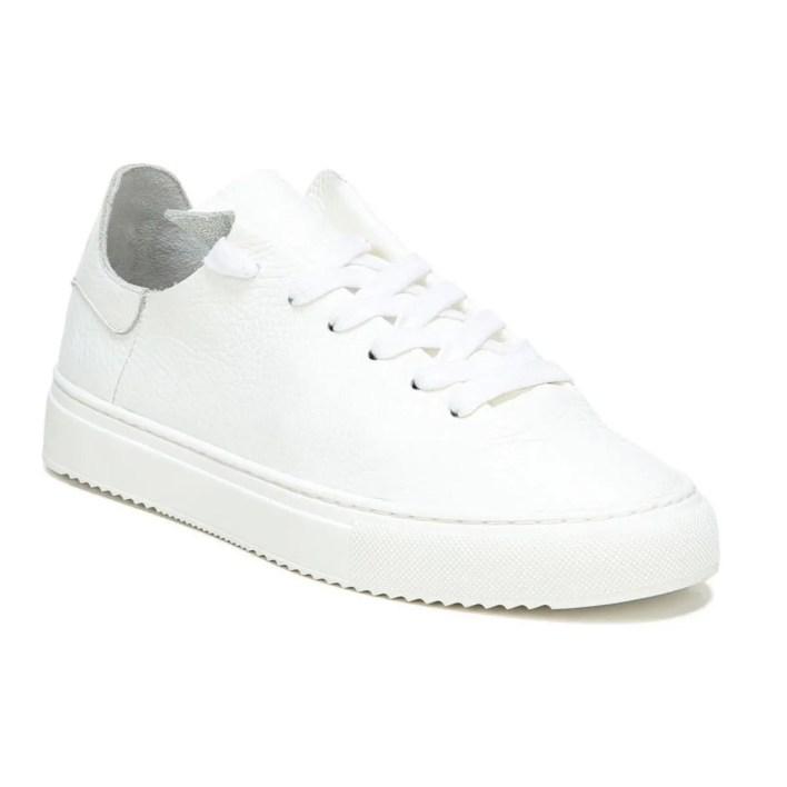 White Sam Edelman Poppy Sneakers