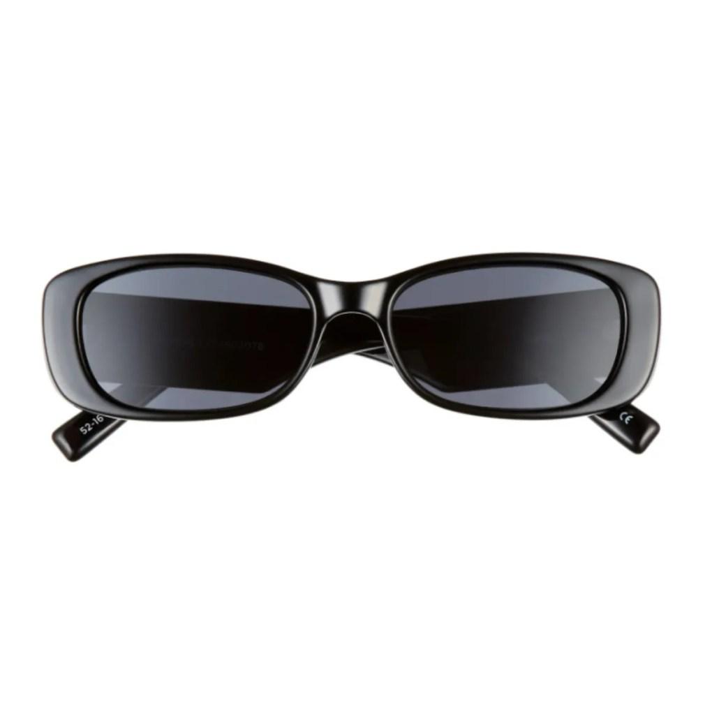 Le Specs Rectangle Sunglasses