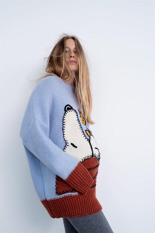Zara Macht Endlich Auch Mode Fur Schwangere Glamour