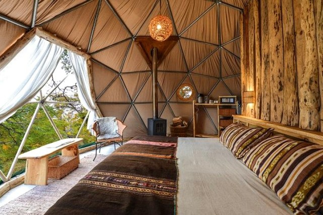 The Best Glamping Spots in South America