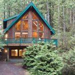 Cabin Rental With Hot Tub In Glacier