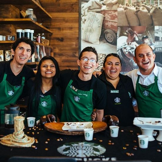 What It's Like Working For Starbucks