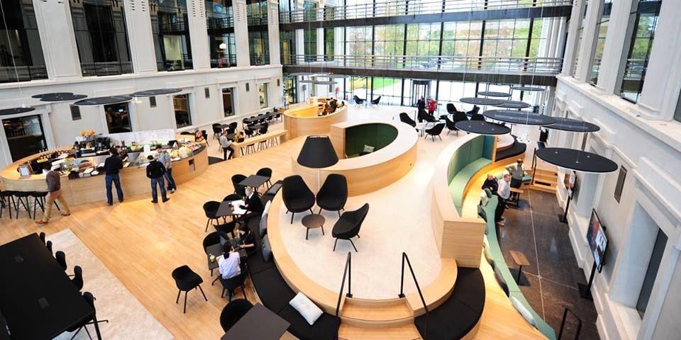 Photo De Bureau De SWIFT Headquarters In La Hulpe