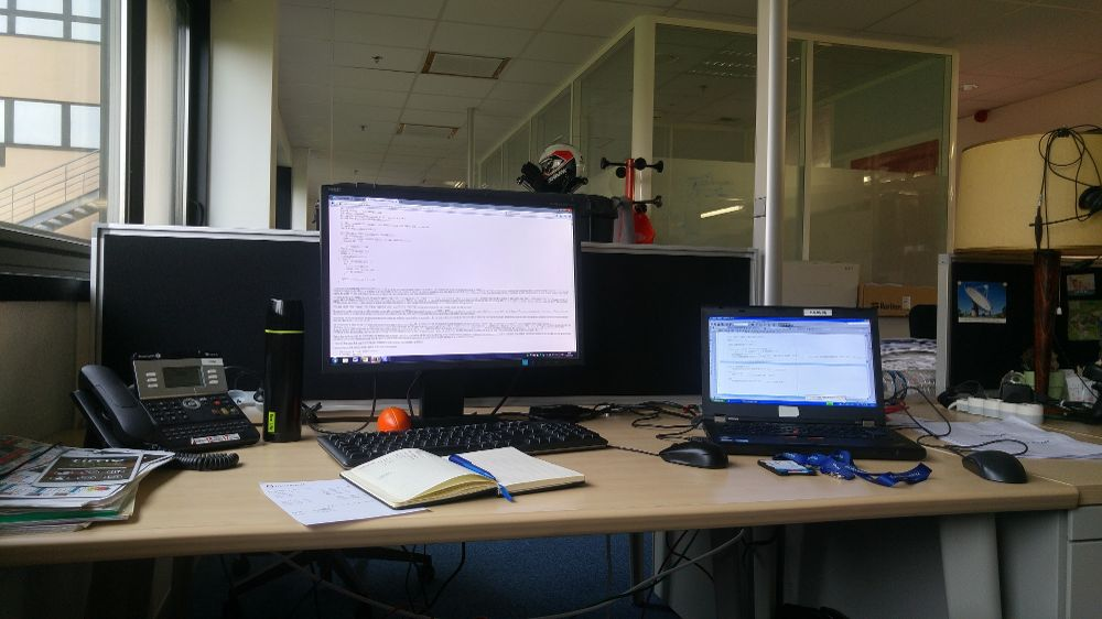 thales office photos