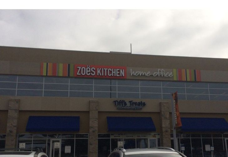 Office Zoes Kitchen Location Plano
