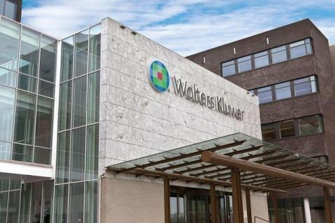 Head office Wolters Kluwer in Alphen aan de Rijn