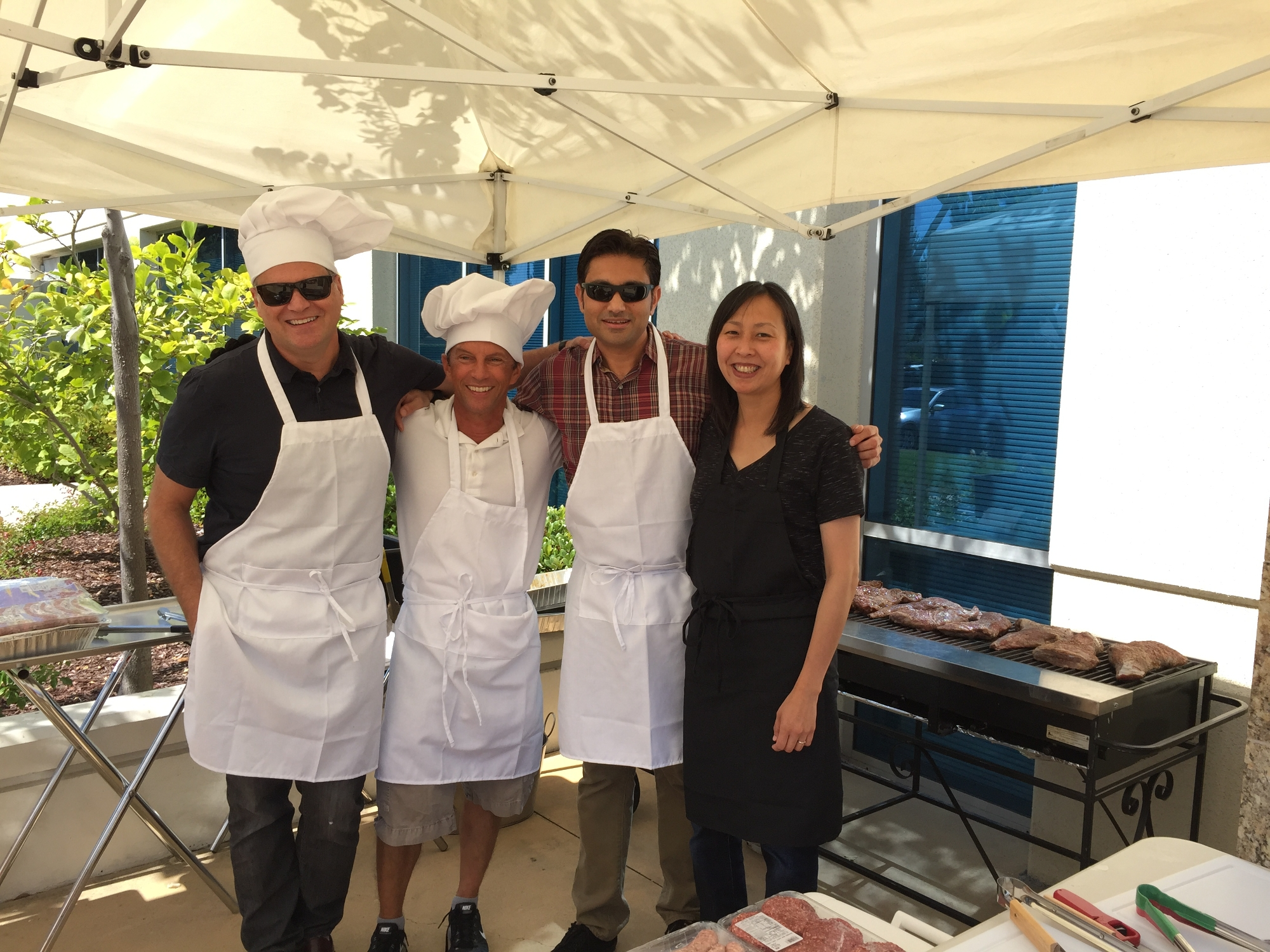 staff bbq 2015 office photo glassdoor