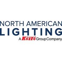 north american lighting salaries