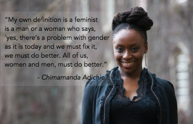 Image result for chimamanda quotes