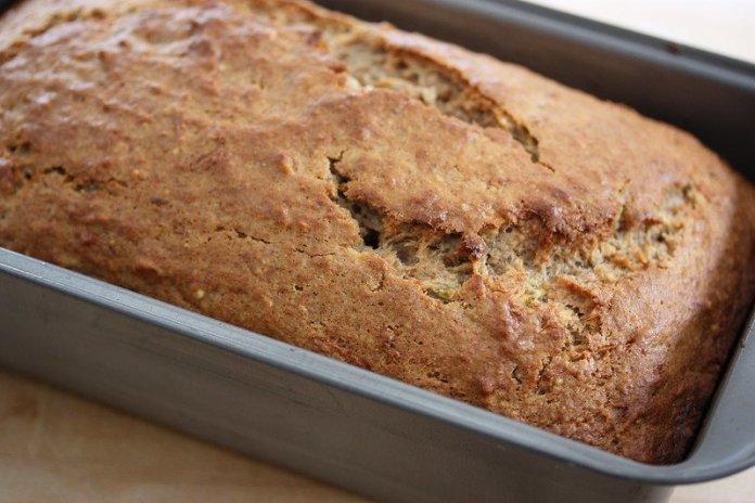 Zucchini Bread Recipe.