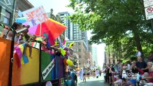 Halifax embraces annual Pride parade