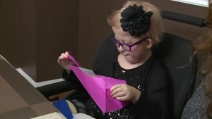 Oshawa girl receives cards of support from community after surgery