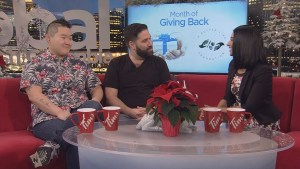 Month of Giving Back: A Better Life Foundation