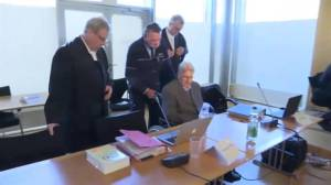 94-year-old former SS sergeant tells court he's 'ashamed' of his role in Holocaust