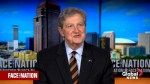 Sen. Kennedy: 'If you bring a plan to him that doesn't include a wall, it's dead as four o'clock'