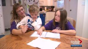 Edmonton mother speaks out about importance of municipal election